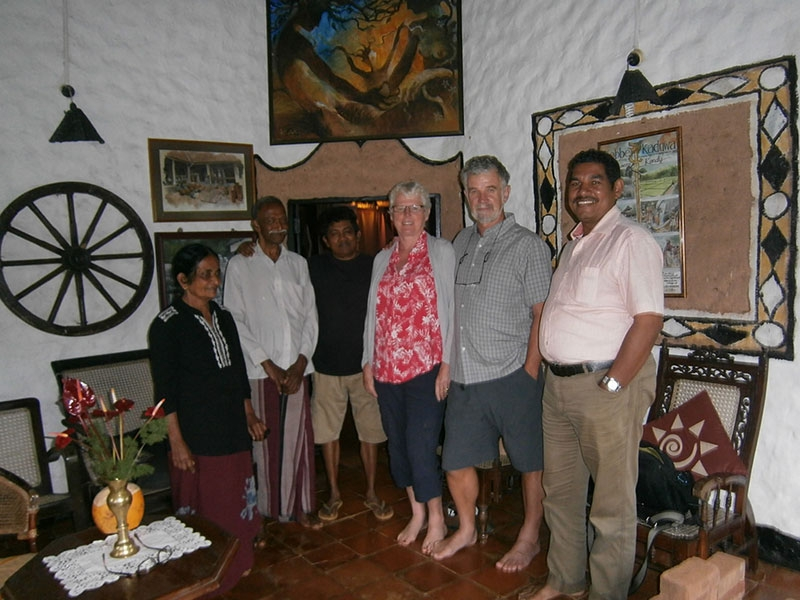 Staying  in Sri Lanka, Staying with a Local Family in a Homestay in Sri Lanka, Sri Lanka Staying with a Local Family in a Homestay