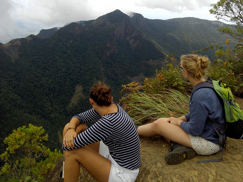 horton plains | bakers falls sri lanka |